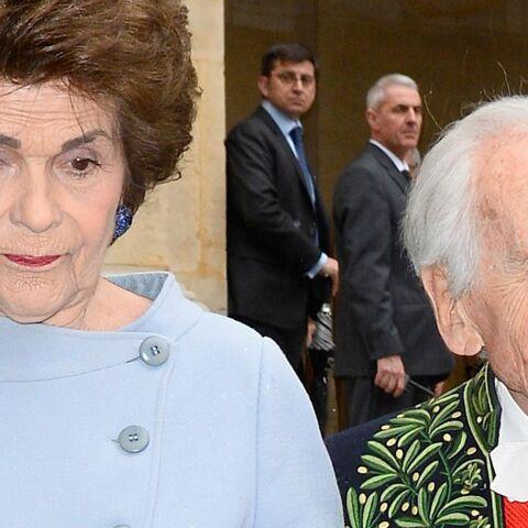 Jean d'Ormesson: comment sa veuve Françoise fait pour supporter son absence, un an après sa mort