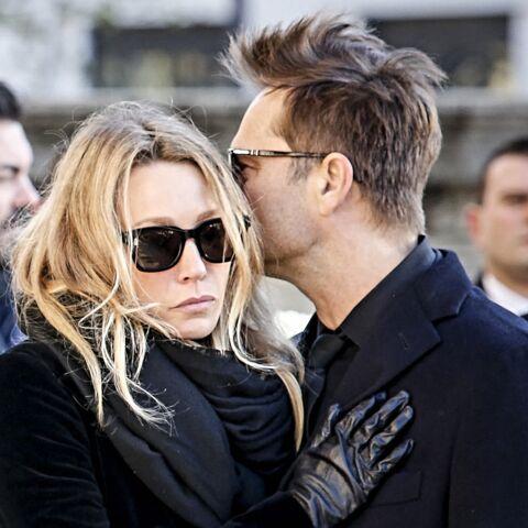 David Hallyday et Laura Smet: pourquoi ont-ils quitté précipitamment St-Barth après les obsèques de Johnny