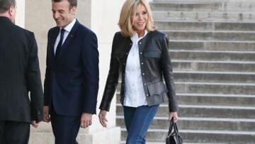 Brigitte Macron : les secrets de fabrication de son sac Louis Vuitton fétiche
