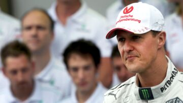 Michael Schumacher : sa troublante confidence, deux mois avant son accident