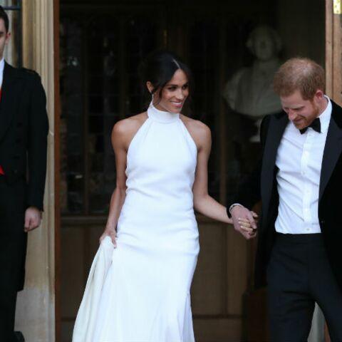 PHOTOS – Meghan Markle: découvrez pourquoi sa robe de mariée Stella McCartney ne lui est plus réservée…