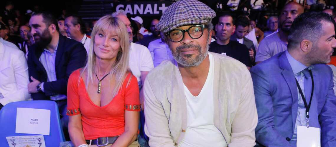 isabelle camus sa belle d claration d amour yannick noah apr s 15 ann es de mariage gala. Black Bedroom Furniture Sets. Home Design Ideas