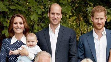 Le prince Louis a sacrément la cote: une tenue du fils de Kate Middleton s'arrache dans le monde entier