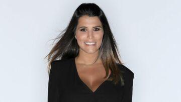 PHOTO – Karine Ferri en minirobe et collants sexy pour une raison très surprenante