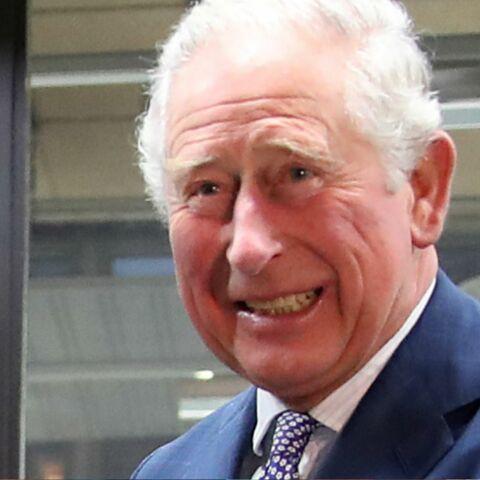 Le prince Charles blague sur les prénoms du futur enfant d'Harry et Meghan