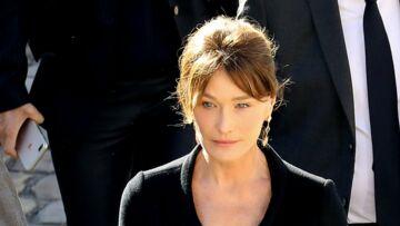 Carla Bruni-Sarkozy: sa petite phrase cruelle pour François Hollande à la sortie du livre de Valérie Trierweiler