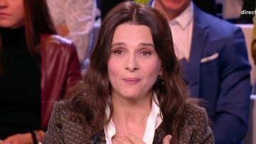 VIDÉO – Juliette Binoche: sa bourde dans «L'Emission politique» moquée par les internautes