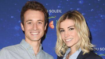Alexandra Rosenfeld et Hugo Clément très amoureux, échangent un baiser fougueux pour l'anniversaire de l'ex-Miss