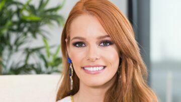 PHOTOS – Maëva Coucke dévoile son très joli costume national pour participer au concours Miss Monde