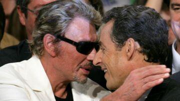 Quand Johnny Hallyday harcelait Nicolas Sarkozy au sujet de ses impôts