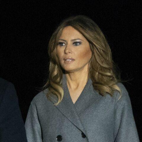 PHOTOS – Melania Trump et son mari main dans la main, comment ils jouent l'union sacrée