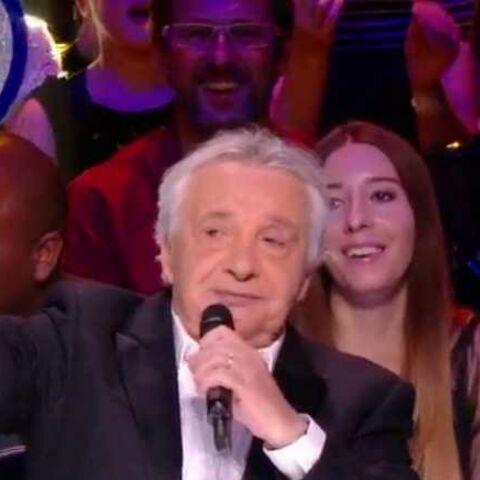 Michel Sardou déchaîné sur le plateau de Danse avec les stars, Chris Marques en fait les frais