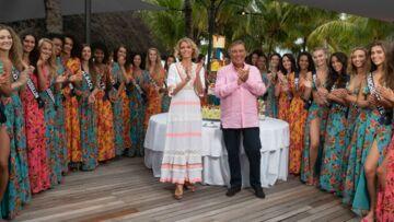 Miss France 2019: découvrez quelle star est venue rendre visite aux apprenties Miss France 2019 à l'Île Maurice…