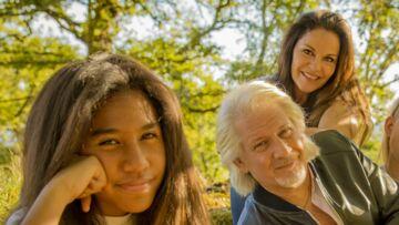 EXCLU – Patrick Sébastien: «Je vous présente ma fille Lily»
