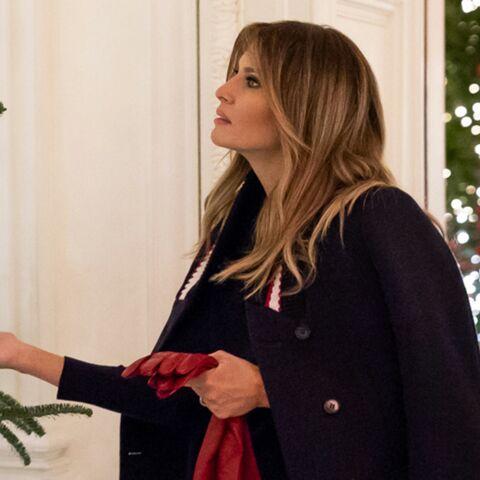 Melania Trump décore la Maison Blanche aux couleurs de Noël sur un thème symbolique: un hommage à ses parents?