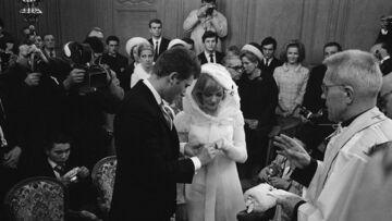 EXCLU – Sylvie Vartan: qu'a-t-elle fait de sa robe qu'elle portait le jour de son mariage avec Johnny Hallyday?
