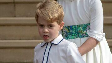 Le prince George, cette vilaine manie héritée de sa grand-mère Lady Diana