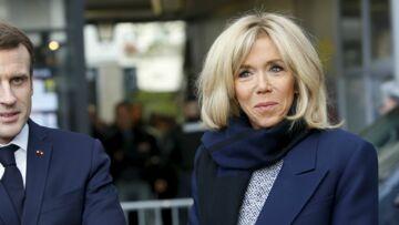 Emmanuel et Brigitte Macron, encore victimes d'une fake news