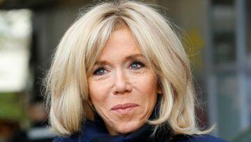 PHOTOS – Brigitte Macron: son look fascine la presse anglaise