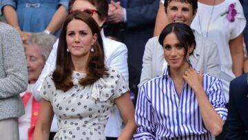 Interrogée sur la grossesse de Meghan Markle, Kate Middleton répond avec classe et diplomatie