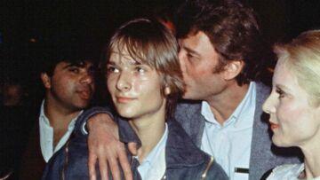 "David Hallyday, un enfant ""bizarre"" aux yeux de Johnny"