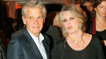 Brigitte Bardot, pas tendre avec son époux Bernard d'Ormale