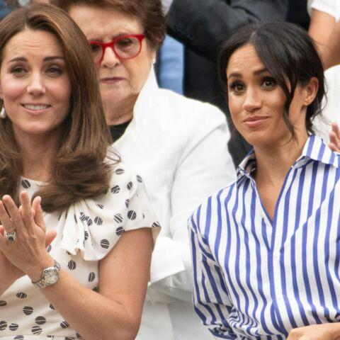 Meghan Markle et Kate Middleton: leur rivalité en évoque une autre mémorable chez les Windsor