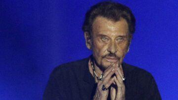 Johnny Hallyday sévère avec les artistes français, un seul compte à ses yeux