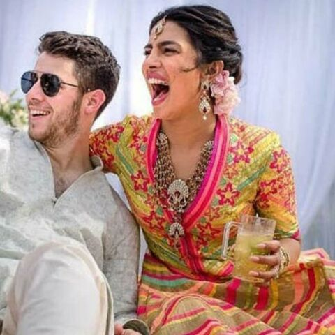 Priyanka Chopra: découvrez la sublime robe de mariée de la meilleure amie de Meghan Markle