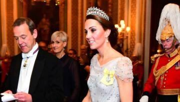 PHOTOS – Kate Middleton somptueuse avec la tiare de Lady Di: elle multiplie les hommages à Diana