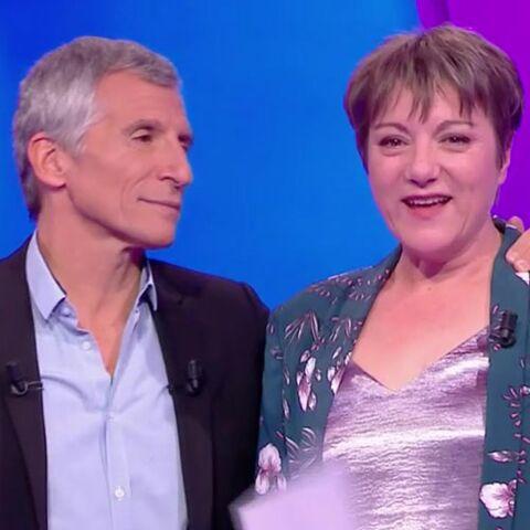 Marie-Christine éliminée mais heureuse (Tout le monde veut prendre sa place): cette star française qui l'a invitée à dîner