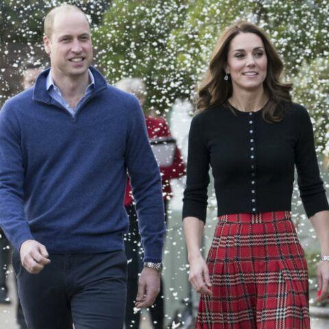 Le prince William et Kate Middleton, ce goûter de Noël sans George et Charlotte à Kensington: leur drôle de justification