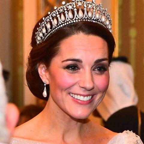PHOTOS – Kate Middleton dans la tourmente, plus digne que jamais elle rend hommage à Diana