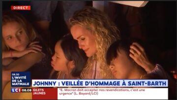 VIDEO – Jean Reno, Pierre Billon: Laeticia Hallyday révèle les raisons de leur absence pour l'hommage à Johnny à St Barth