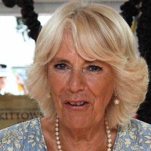 VIDÉO – Camilla, imperturbable face au comportement d'un enfant