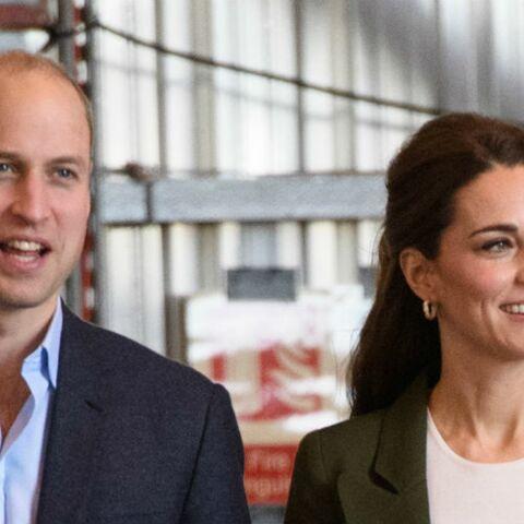Kate Middleton et le prince William, ce lapin qu'ils viennent de poser à Harry et Meghan
