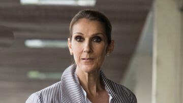 PHOTOS – Céline Dion ose la micro-robe en cuir et les cuissardes à franges