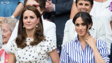 Quand Kate Middleton offrait ses conseils vestimentaires à Meghan Markle