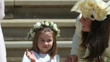 La princesse Charlotte, une petite artiste en herbe: ce talent créatif qu'elle tient de sa maman