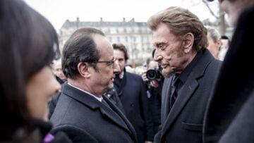 Cet échange surréaliste entre Johnny Hallyday et François Hollande pendant la campagne en 2012