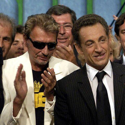 Johnny Hallyday ingrat avec Nicolas Sarkozy? Comment il l'a lâché après lui avoir demandé de gros services