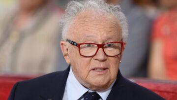 Philippe Bouvard toujours aussi acide avec Laurent Ruquier, l'ancien patron des Grosses Têtes a la dent dure