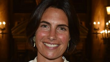 Alessandra Sublet sublime: ses copines toujours là pour la soutenir