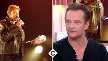 """VIDEO – David Hallyday: pourquoi """"c'est une épreuve"""" pour lui de chanter ses chansons"""