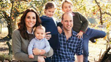 PHOTO – Kate Middleton et le prince Louis: cet adorable détail sur la carte de Noël qui est passé presque inaperçu