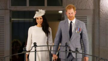 PHOTO – Meghan Markle et Harry chics mais de dos : cette carte de vœux qui déçoit