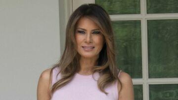Melania Trump méconnaissable: elle change radicalement de couleur de cheveux