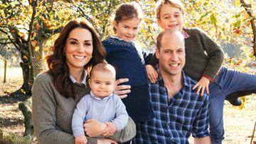 Princesse Charlotte:  son pull à 50 euros sur la carte de voeux s'arrache