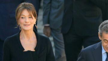 """Carla Bruni-Sarkozy: ses années à l'Elysée vécues comme un """"privilège"""""""