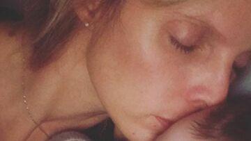 Sylvie Tellier: découvrez son adorable cliché avec son bébé avant de se rendre à la finale des Miss France